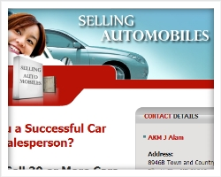 Selling Automobiles